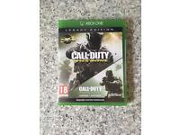 New CoD with CoD 4 remastered