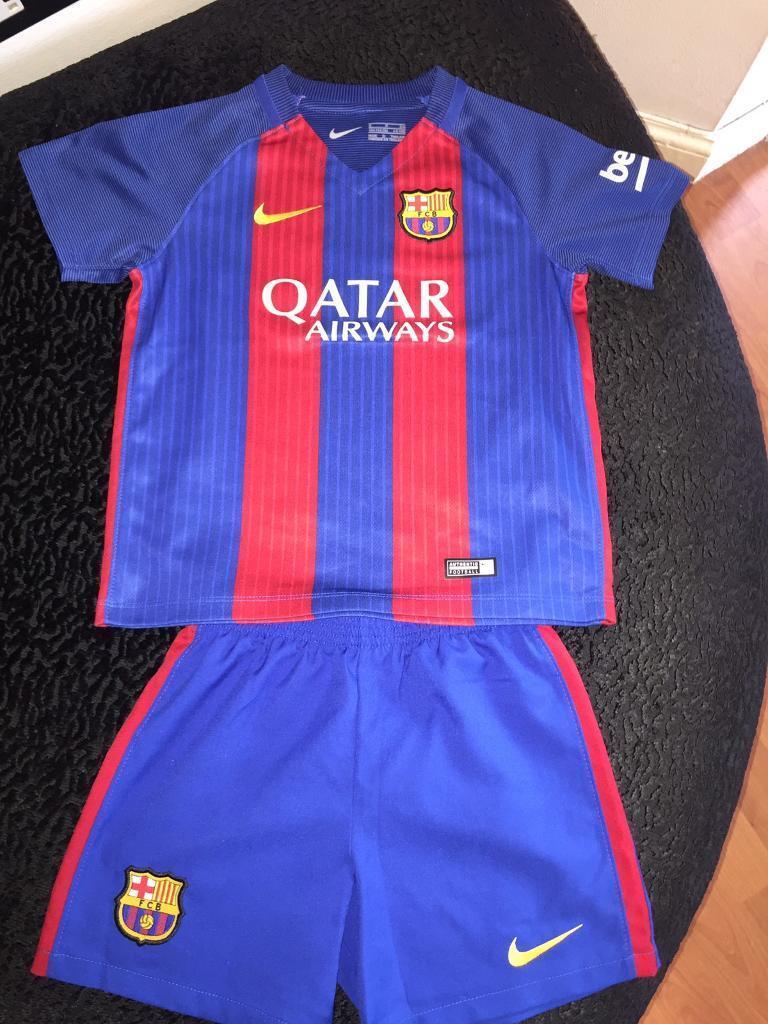 Barcelona Strip 16/17 Size S (4-5)
