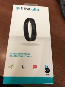 Brand new Fitbit Alta size Large