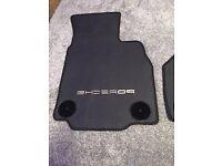Porsche Boxster 2004 mats
