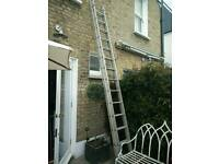 Aluminum Extension Ladder, 4m, so the total height would be around 7.5m
