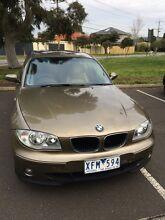 Quick Sale! 2005 BMW 118i Auto RWC, Rego & Log Book History Glen Waverley Monash Area Preview