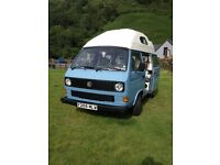 Vw t25 Transporter 1988,All interior fittings are there including rock and roll bed,gas job,sink etc