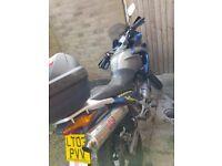 Honda varadero 125cc 2003