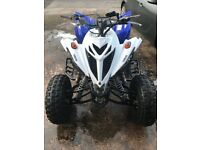 2014 Yamaha Raptor 700R special Edition - ROAD LEGAL