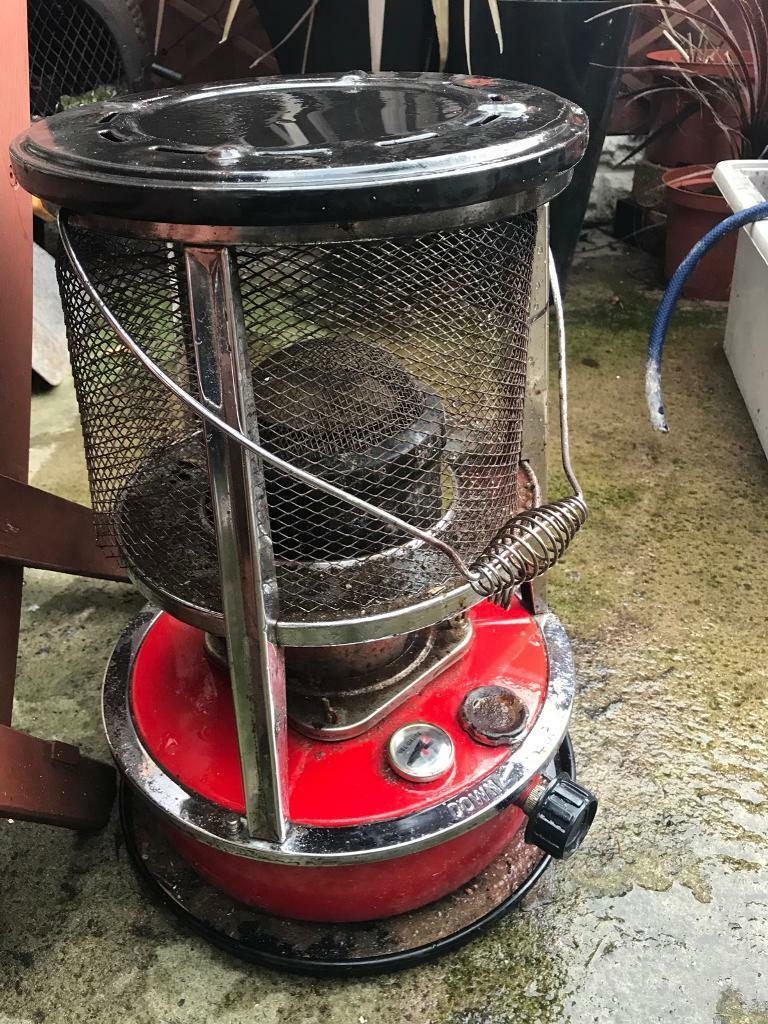 Big Red paraffin heater