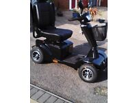 MOBILITY SCOOTER STERLING S 700 AS NEW
