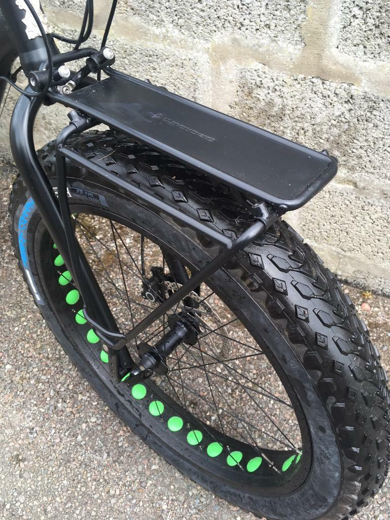 Blackburn Fat Bike Front Pannier Rack In Elgin Moray Gumtree