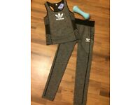 Women's Adidas Gym Set