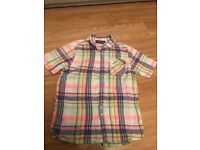 Boys next shirt aged 7 years £7