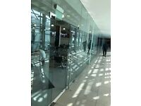 Safety SHATTERPROOF Glass Sheets Panes Pen Sheet 9x3 Glass Door Handles Hinges Fixings MUST GO!