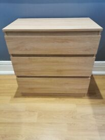 IKEA small chest of drawers