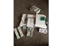 WII, CONSOLE AND ACCESSORIES