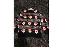 Kids Xmas Jumper age 5