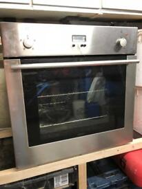 Oven , hob , extractor and dishwasher