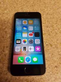 I PHONE 5S very clean and it's unlocked to all network