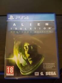 Alien Isolation PS4