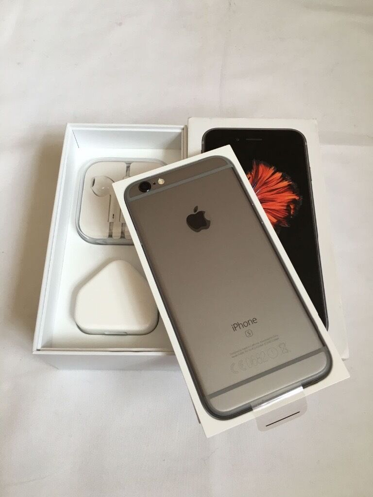 Apple iPhone 6S 16GB Space Grey Brand new in box factory unlocked with warranty and proof of receiptin LondonGumtree - Apple iPhone 6S 16GB Space Grey Brand new in box factory unlocked with warranty and proof of receipt for sale This is a brand new iPhone 6S 16GB Space Grey factory unlocked SIM FREE It comes in box with all accessories instructions Comes with Apple...