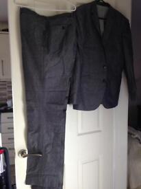 Men Linen Suit