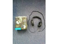 Sennheiser HD 201 Closed Dynamic Stereo Headphone