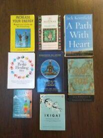 New Age and Wisdom books