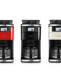 Smarter Coffee Machine with Grinder, App controlled.