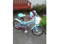 FOR SALE - APOLLO CHERRYLANE 16 INCH GIRLS BIKE