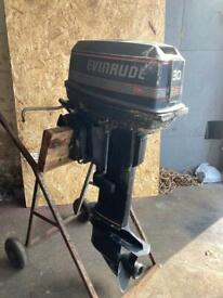 Evinrude 30hp outboard