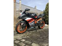 FOR SALE - KTM RC 125 - Absolutely immaculate condition.