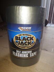 Black Jack Self Adhesive Flashing Tape