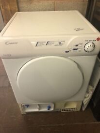 9KG WHITE CANDY CONDENSOR DRYER
