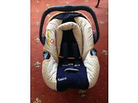 Graco baby car seat only £10