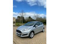 Ford Fiesta 1.25 Silver, Excellent condition, Ideal first car, Low mileage.