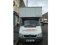 Luton van for a quick sale at an absolute bargain price.