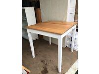 Ikea Lerhamn Table 74cm x 74cm