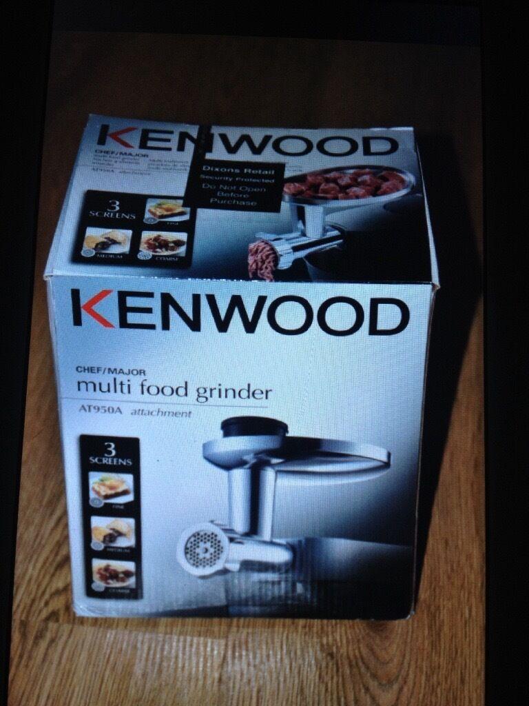 KENWOOD Multi Food Grinder AT950A