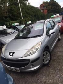 Peugeot 1.4 15 months warranty