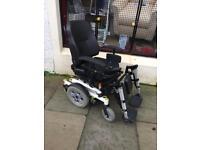 Electric Wheelchair 8 MPH