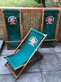 Garden Chairs Ben & Jerry