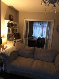 2*3 seater sofas