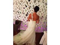 Maggie Sottero weddind dress size 10