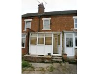 2 Bed Mid- Terraced House, Furlong Street, Arnold. Nottingham, NG5 7BP