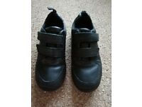 Clarks school shoes size 13F