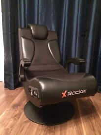 Playstation PS3, PS4, Xbox X Rocker Vision Pro Gaming Chair