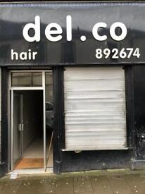 Shop for lease - Greenock town centre