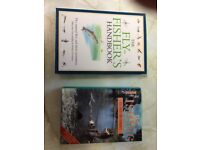 Fly Fisher's Handbook and The Complete Guide to Fishing. Two Books