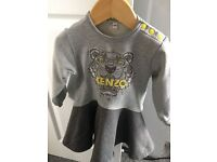 Kids kenzo dress