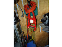 Hedge trimmer. Good quality, working