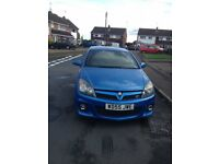 Vauxhall Astra vxr 55 plate