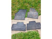 Freelander 2 rubber mats